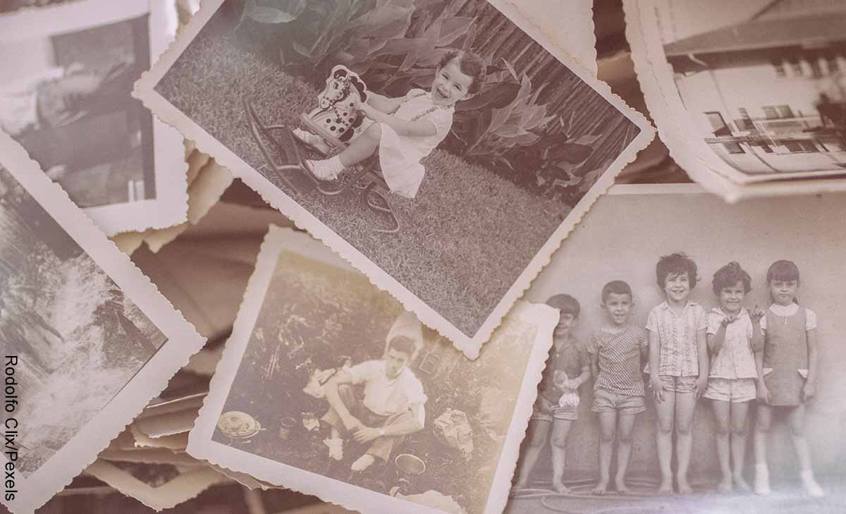 Foro de varias fotos antiguas que revelan qué significa TBT