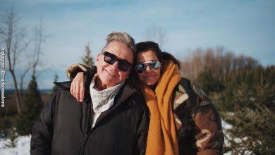 Ricardo Montaner compartió una foto íntima de su esposa