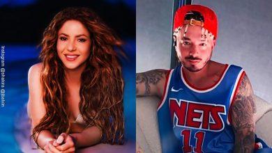 Shakira podría grabar con J Balvin, ella lo dijo