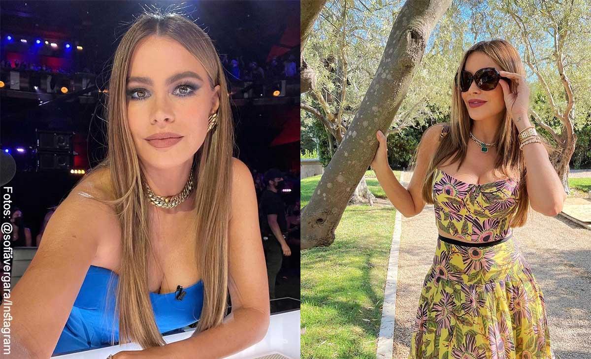 Sofía Vergara dio a probar a Heidi Klum una cerveza colombiana
