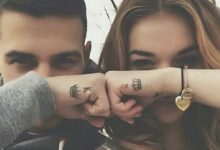 Tatuajes en pareja pequeños pero originales