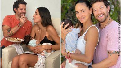 Valerie Domínguez habló de su experiencia con la lactancia de su hijo