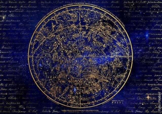 ilustración de constelación
