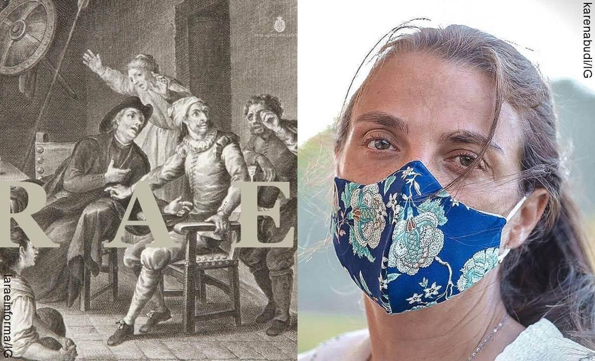 Abudinear: Definición de la RAE al verbo inspirado en Karen Abudinen