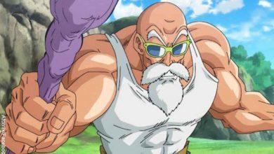 Censuran Dragon Ball en Argentina por escena del Maestro Roshi