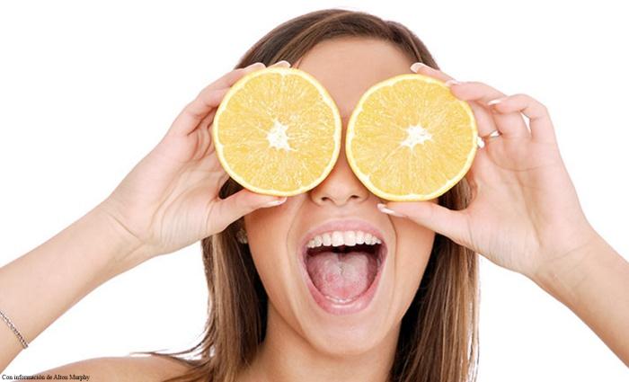 Foto de alimentos beneficiosos para la piel