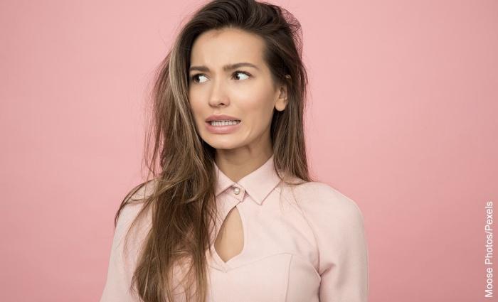 Foto razones de la caída del cabello
