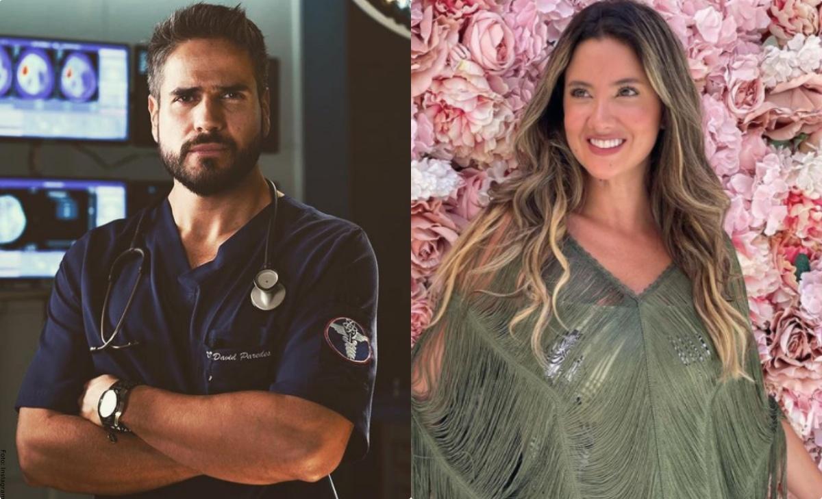 Por mensajes en redes Daniella Álvarez confirmaría romance con Daniel Arenas