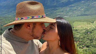 El Flaco Solorzano presumió a su hermosa novia en redes