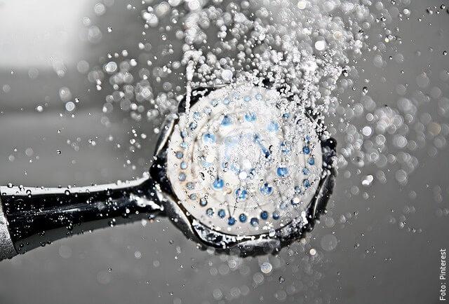 foto de ducha