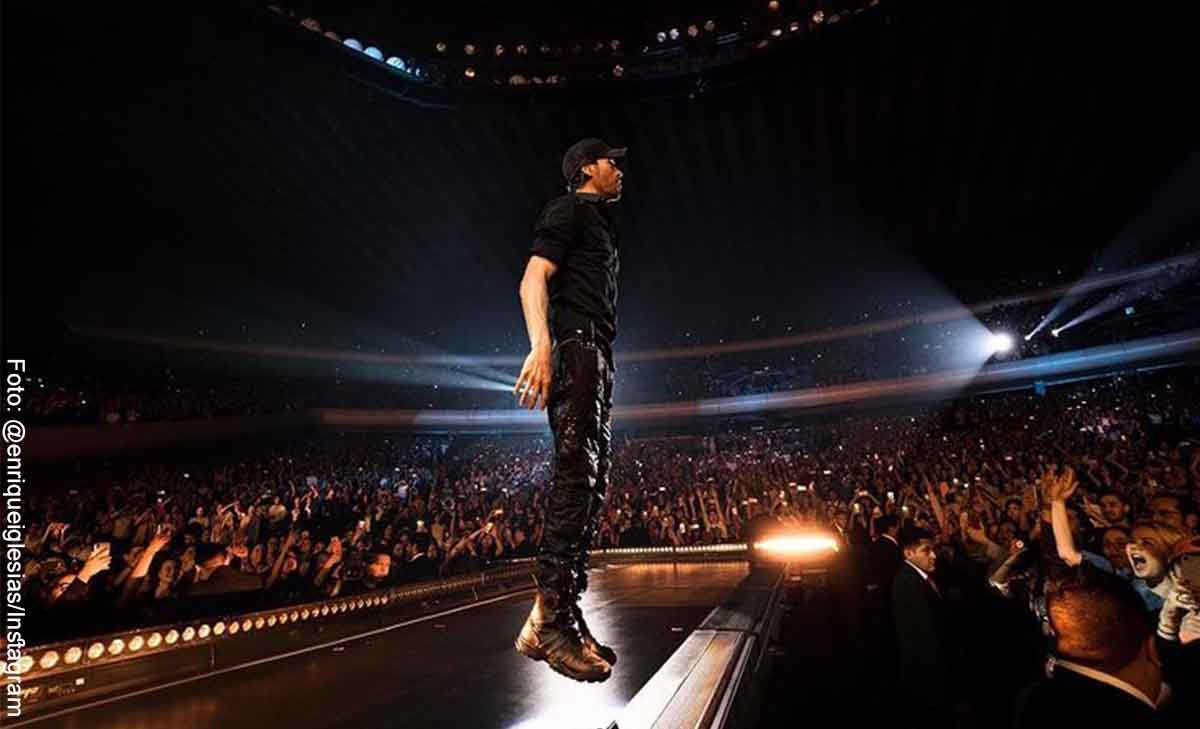 Enrique Iglesias se retiraría de la música con su álbum titulado Final