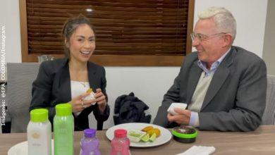 Epa Colombia se reunió con Álvaro Uribe y desató polémica en redes