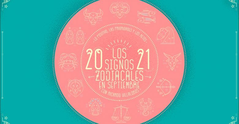 Horóscopo mensual 2021 de Ricardo Villalobos: Septiembre