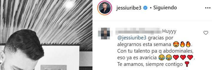 Comentarios de Instagram