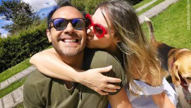 Laura Mayolo y Juan Manuel Medina demuestran que el amor existe