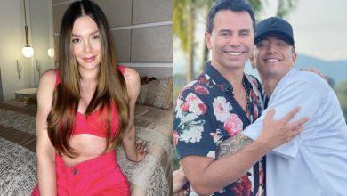 """La indirecta muy directa de Lina Tejeiro para """"Los Rivera"""""""
