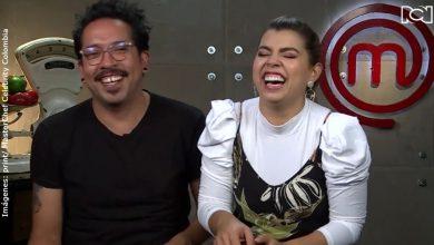 Liss Pereira se burló de sí misma y de su curiosa risa en MasterChef