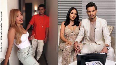 Luisa Fernanda W y Pipe Bueno aclararon los rumores de su supuesta ruptura