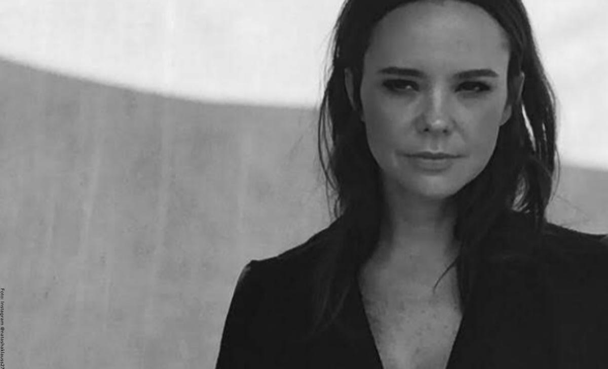 Natasha Klauss compartió con seguidores la triste noticia del fallecimiento de su mamá