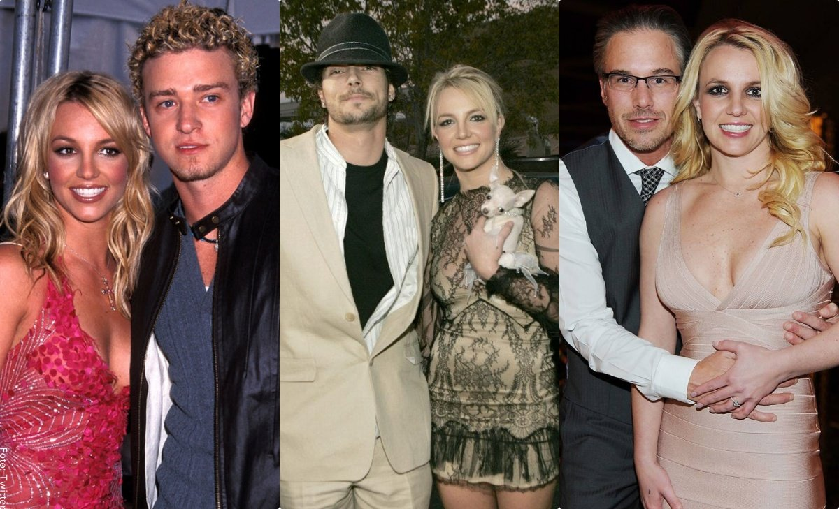 Las relaciones amorosas más polémicas de Britney Spears