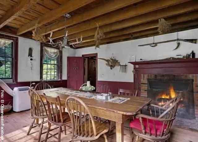 Ponen a la venta casa embrujada en la que se filmó El conjuro