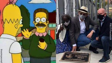 Puente Ned Flanders, de Los Simpson, en Portland: ¿Homenajillo?