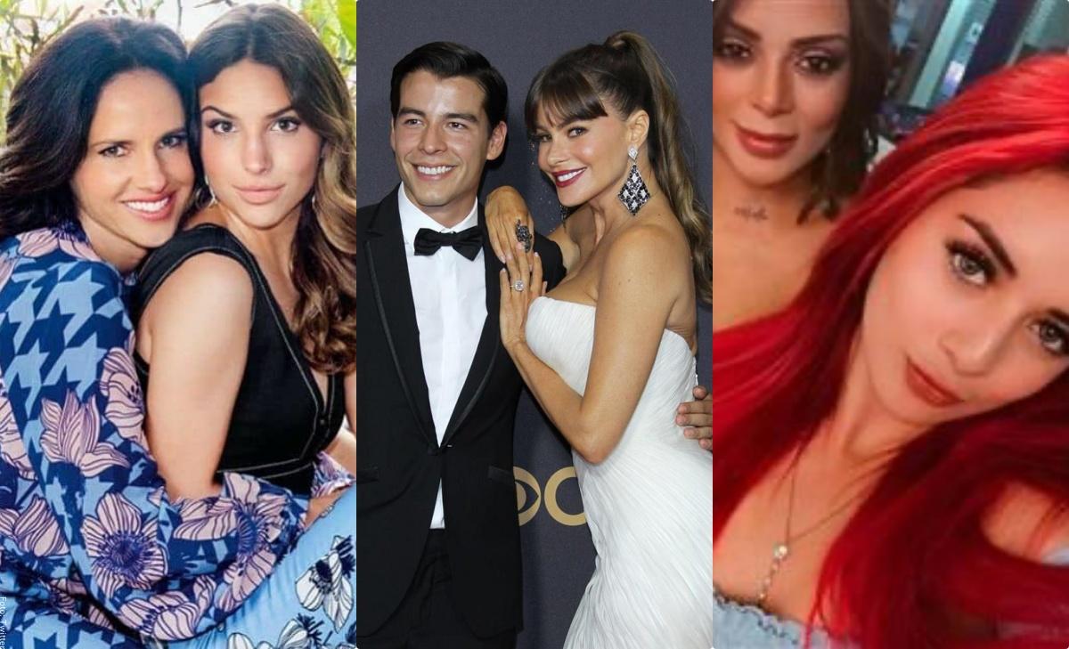 Lo que hacen los hijos de famosas colombianas