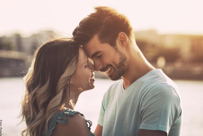 Foto de pareja fiel