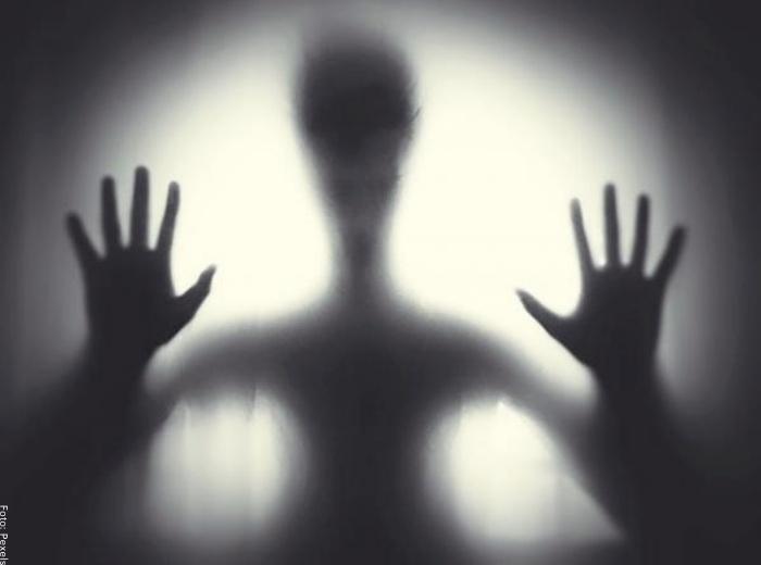 Foto de espíritus malos