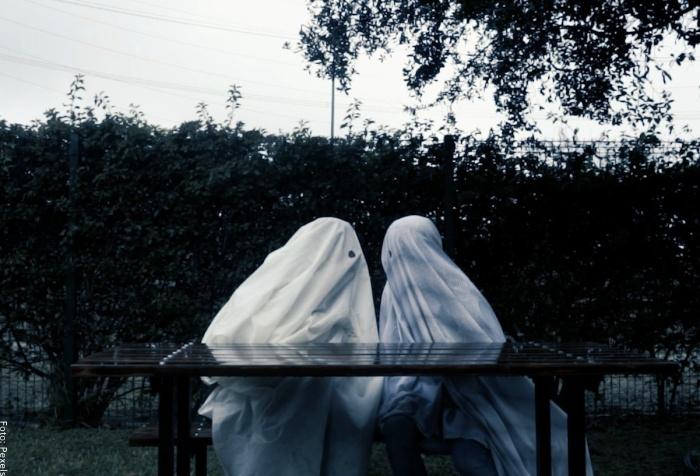 Foto de fantasmas