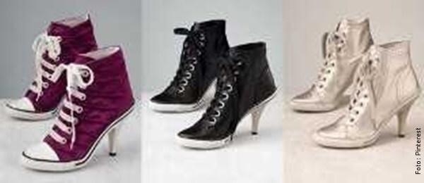 foto de zapatos tenis