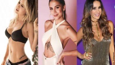 Top 10 de las mejores colas de famosas colombianas