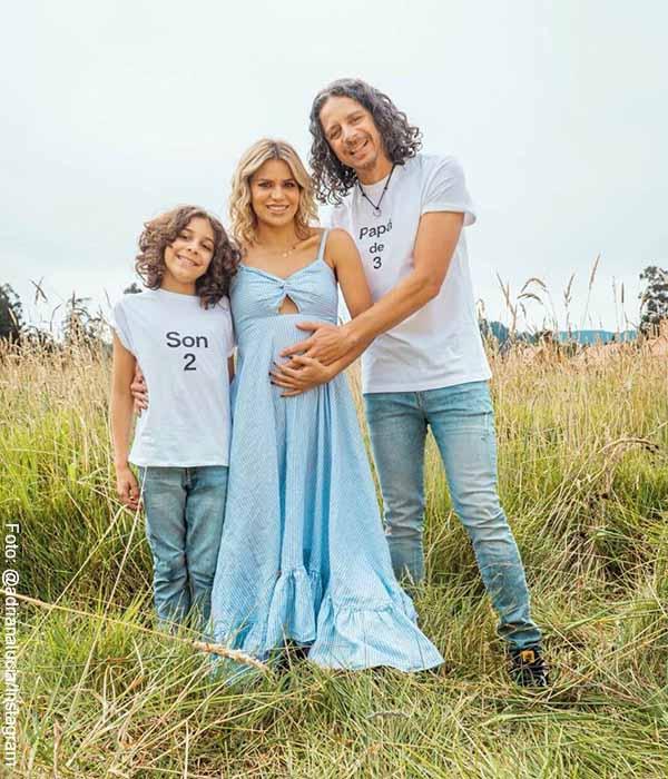 ¡Adriana Lucía tendrá gemelos! Así lo anunció en sus redes