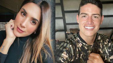 Video de Daniela Ospina junto al hijo de James generó todo tipo de comentarios