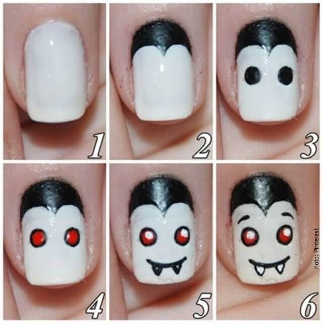 foto de decoración de uñas