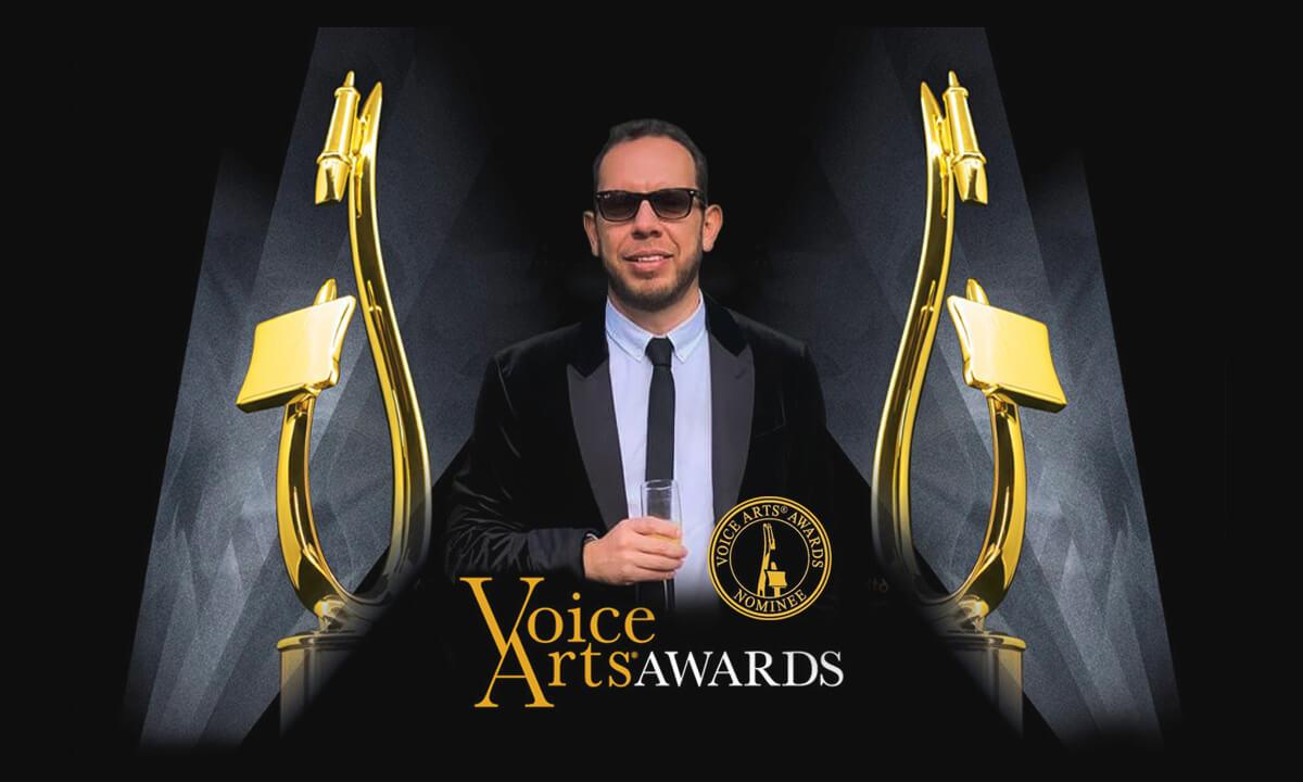 ¡El Doctor Méndez está nominado a los Voice Arts Awards!