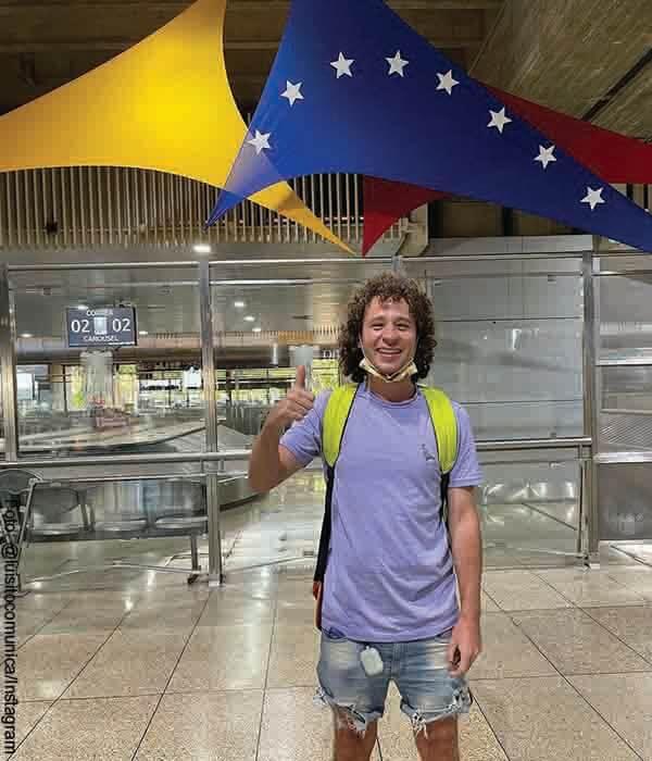 El youtuber Luisito comunica fue arrestado en Venezuela