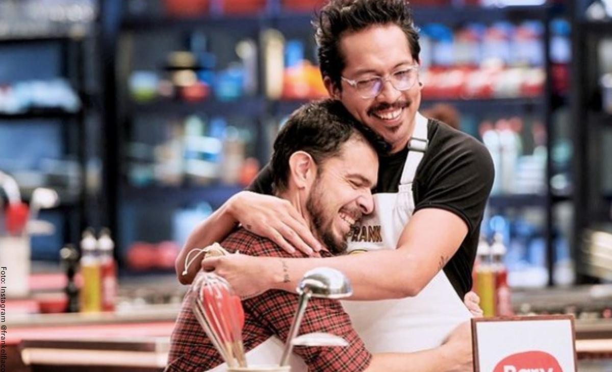 Frank Martínez criticado por su comportamiento con Diego Camargo en MasterChef Celebrity