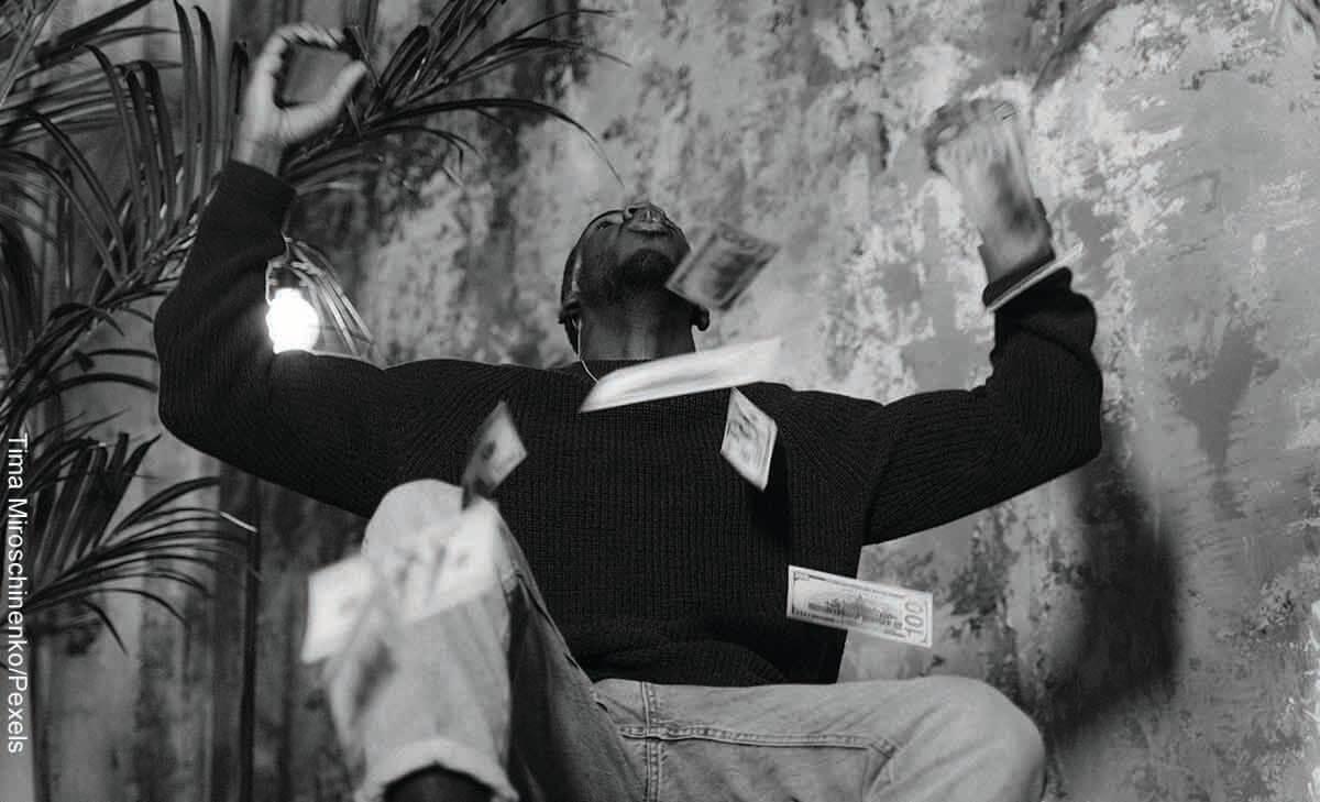 Hombre se ganó la lotería pero murió antes de ir a cobrarla