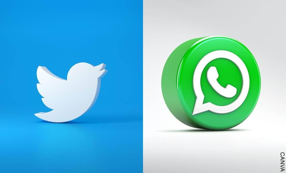 La indirecta del fundador de Twitter a WhatsApp