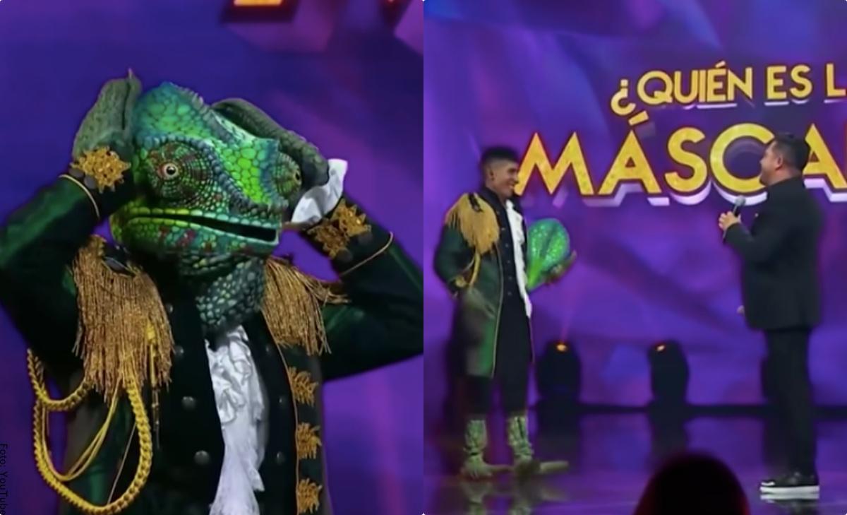 Nairo Quintana fue el primer famoso en aparecer en '¿Quién es la máscara?'