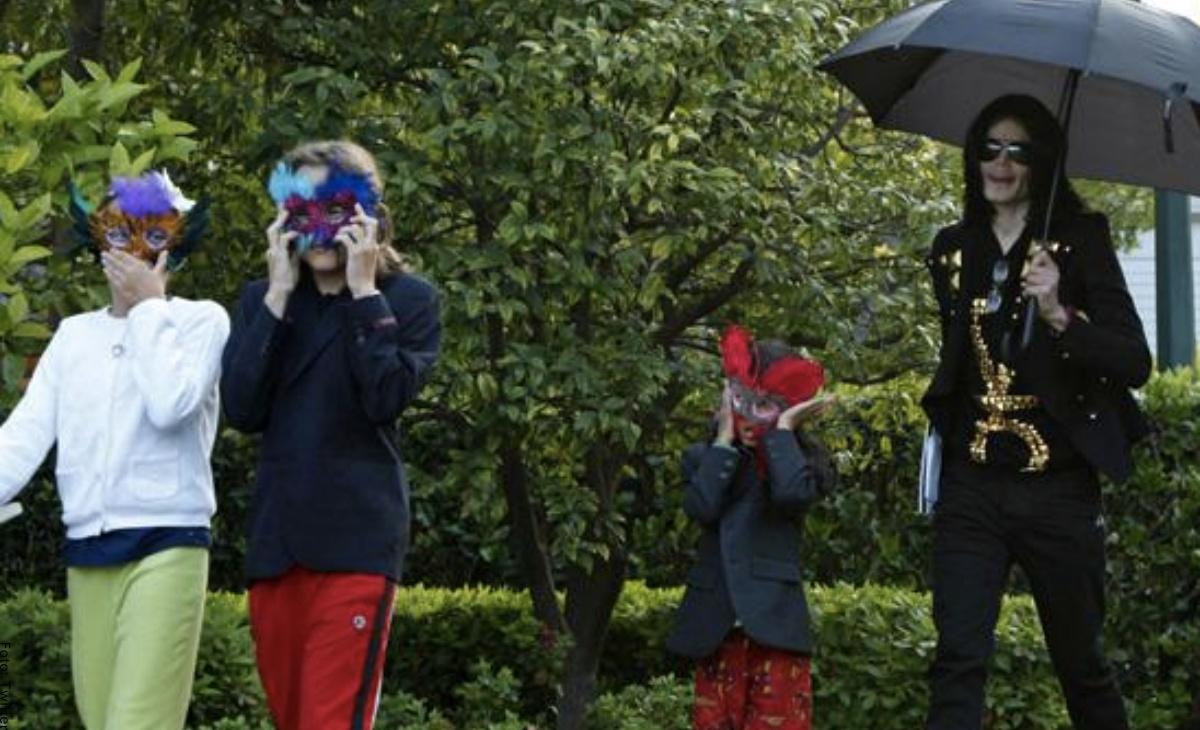 Qué hacen ahora los hijos de Michael Jackson, ¡a esto se dedican!