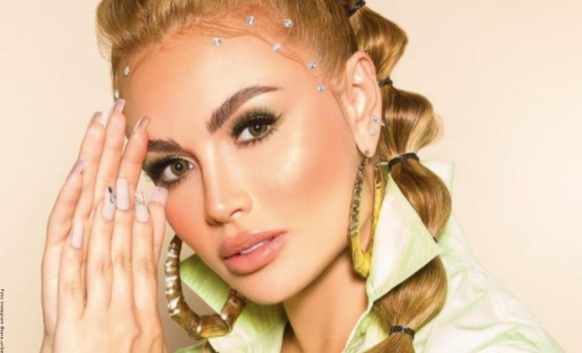 Sara Uribe se disfrazó de Britney Spears para dar conmovedor mensaje