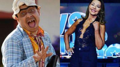 Suso le pagó deuda a Amparo Grisales por hacer chistes sobre su edad