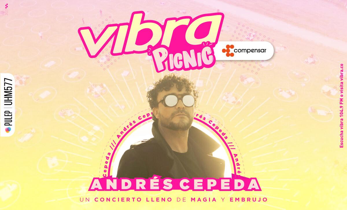 Vibra Picnic Compensar con Andrés Cepeda